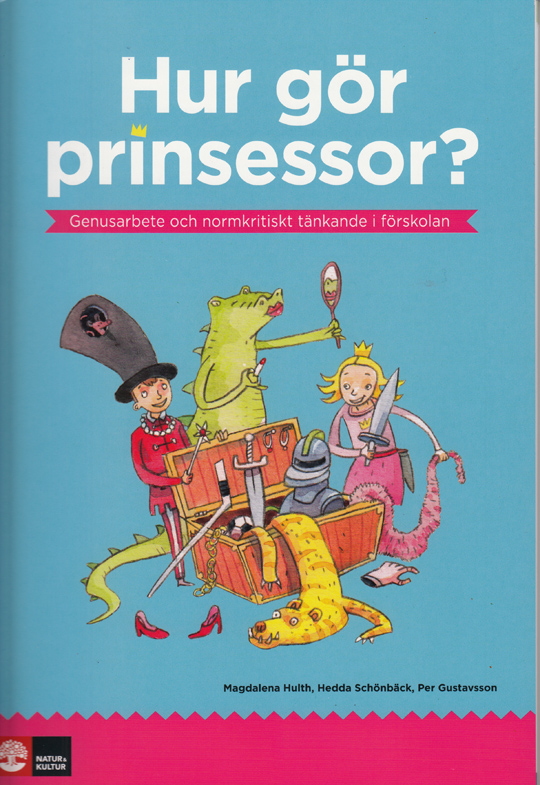 Hur gör prinsesssor